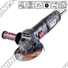 Ъглошлайф RAIDER RDP-AG62 900W, 125 мм, Black Edition