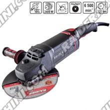 Ъглошлайф RAIDER RDP-AG65, 2400W, 230 мм, Black Edition