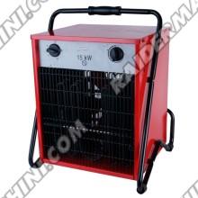 Калорифер електрически 15kW, дебит 400m/h, RAIDER RD-EFH15