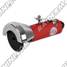 Резачка пневматична ф75 мм, 18000 оборота, 0.62 Mpa, RAIDER RD-AC11