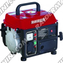 Генератор бензинов двутактов за ток 650W RAIDER RD-GG08