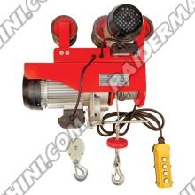 Телфер електрически подвижен 1т., 1600W, въже 6-12 метра RAIDER RD-EH04