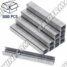 Скоби за пневматичен такер 14x10x1.2мм 5000 бр. за RAIDER RD-AS04