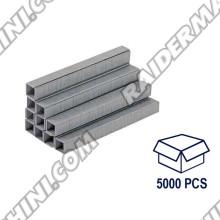 Скоби за пневматичен такер RD-AS01 12x12.8x1мм 5000бр.