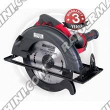 Циркуляр 2200 W, 235 мм, 4100 об.мин, 0-45°, RAIDER RDI-CS27 Industrial
