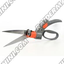 Ножица за трева с въртяща глава 360 градуса, TopGarden 371523