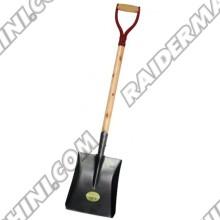 Лопата за въглища с дръжка със захват 245х420мм, Top Garden 380446