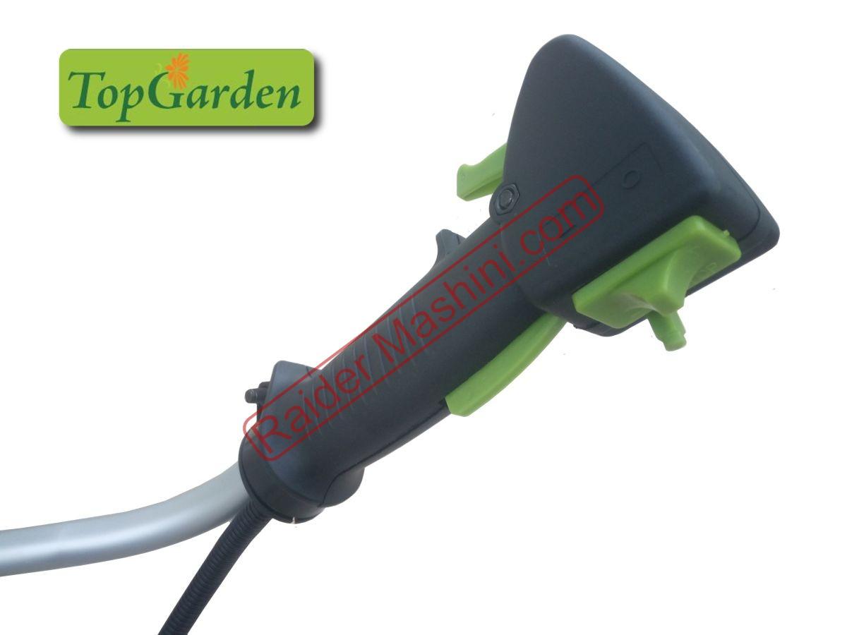моторна коса, моторен тример, косачка за трева, бензинова коса, бензинова косачка, моторна косачка, тример за трева, RD-GBC12, Top Garden RD-GBC12